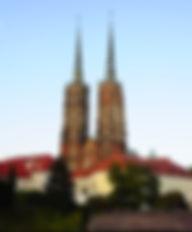 Wroclaw, Ostrow Tumski