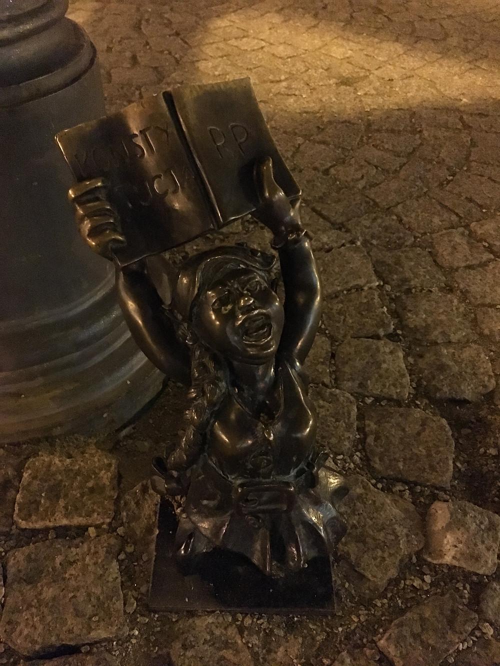 Wroclaw, Democracy Dwarfette
