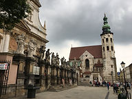Krakow, St. Peter and St. Paul Church