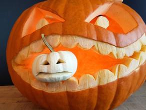Halloween in Poland - pumpkin soup