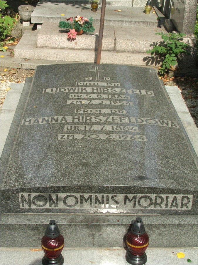 Grave of Hirszfeld