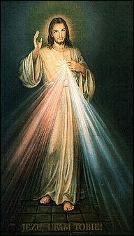 Jesus, Divine Merci
