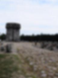 Treblinka, death camp in Poland