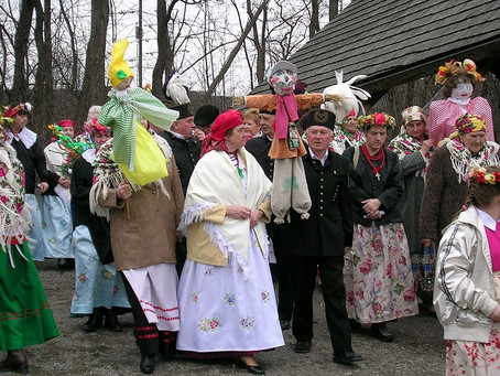 Drowning of Marzanna in Polish tradition