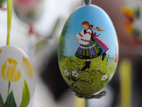 History of Easter Eggs