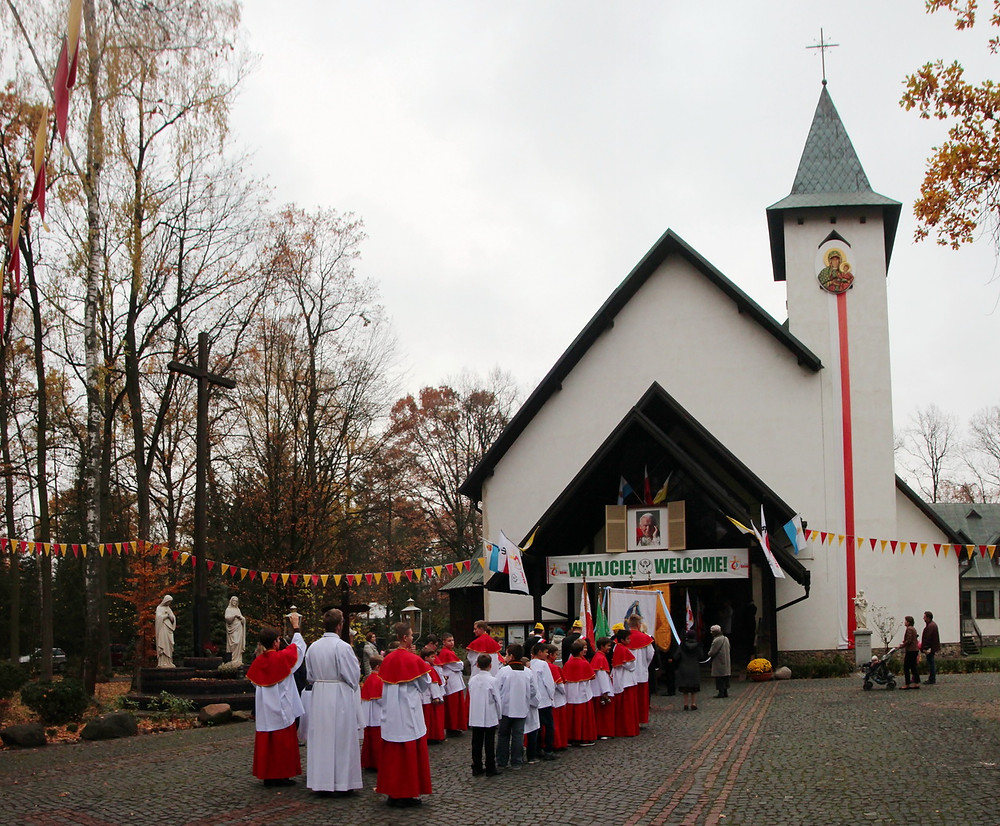 Polish church