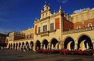Krakow, sukiennice