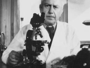 Professor Ludwik Hirszfeld - microbiologist