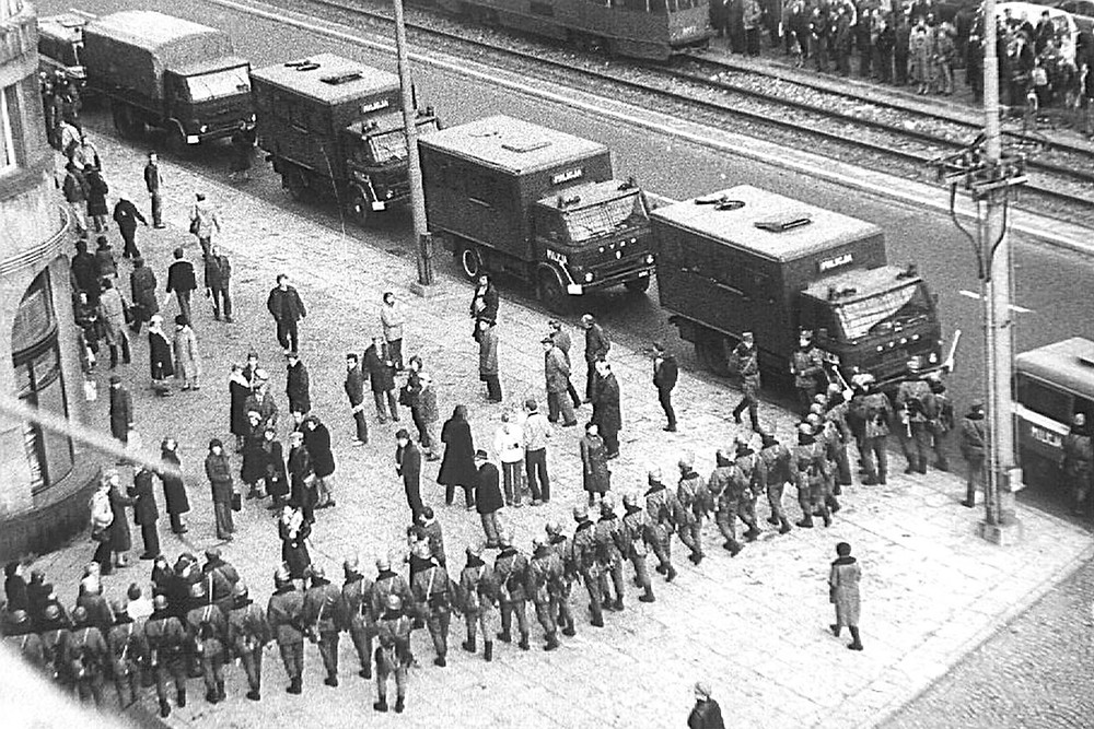 Martial Law in Poland, 1981