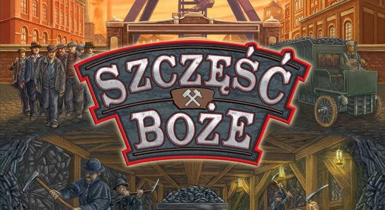 Szczesc Boze, Poland, Coalmine
