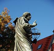 Copernicus Monument in Torun