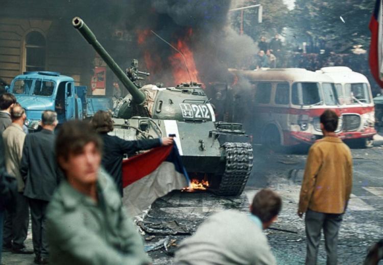 Czechosłowacja 1968