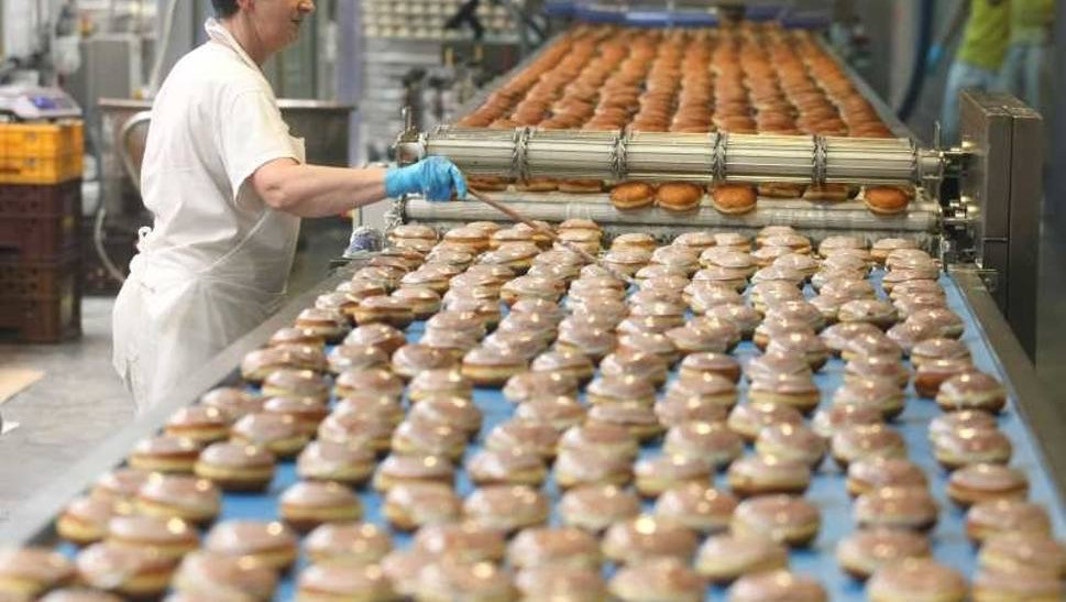 donuts production