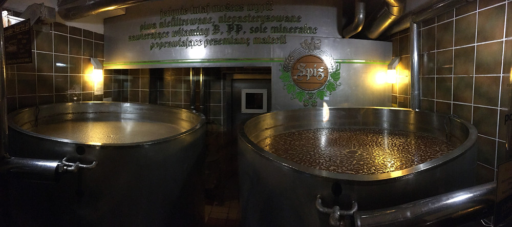 Wroclaw, Spiz restaurant&brewery