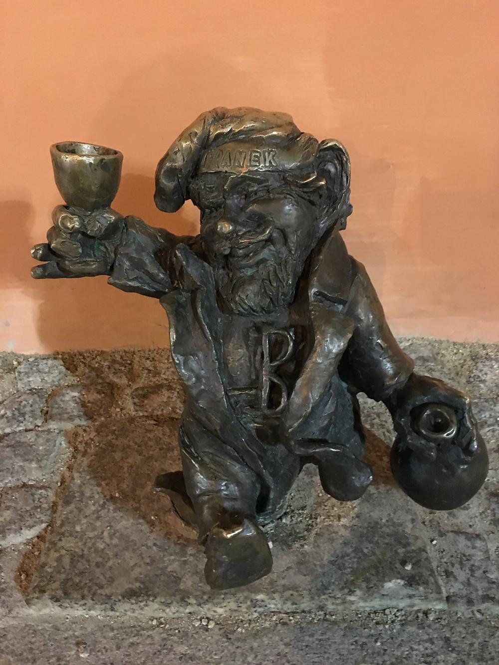 Wroclaw Dwarf, Franek