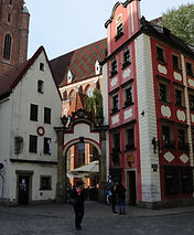 Wroclaw, Jas i Malgosia
