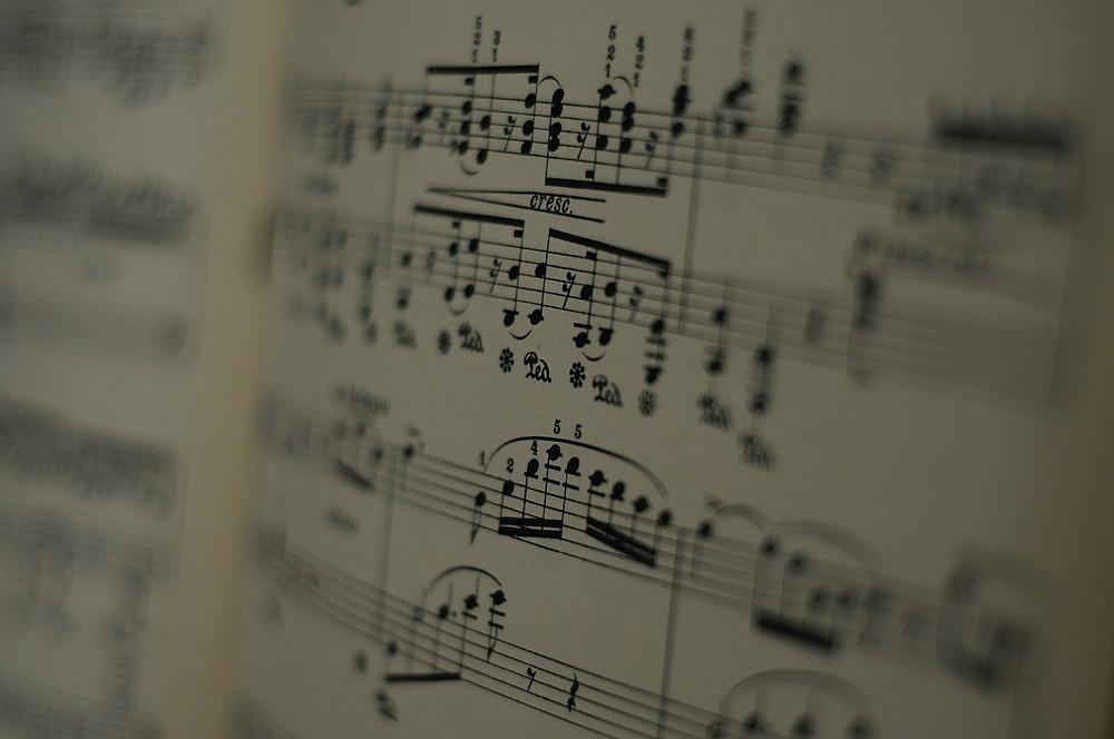 Chopin notes