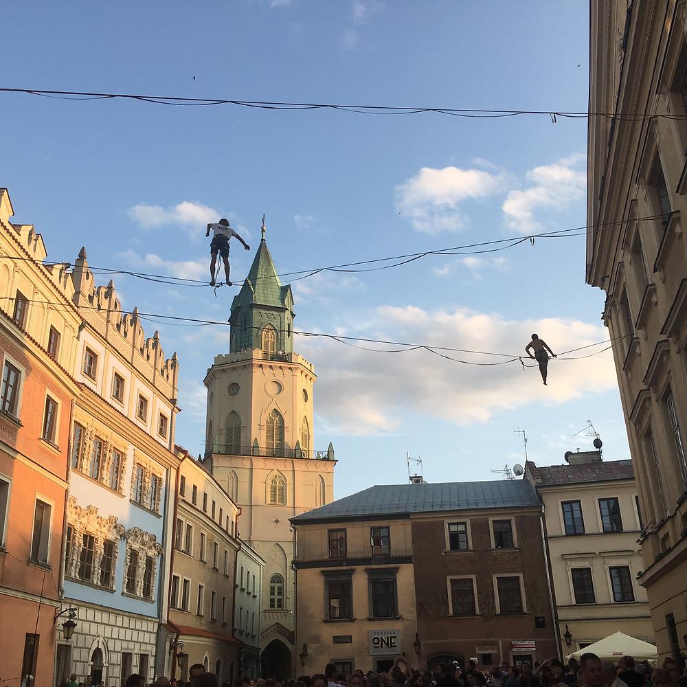 Highline Festival Lublin