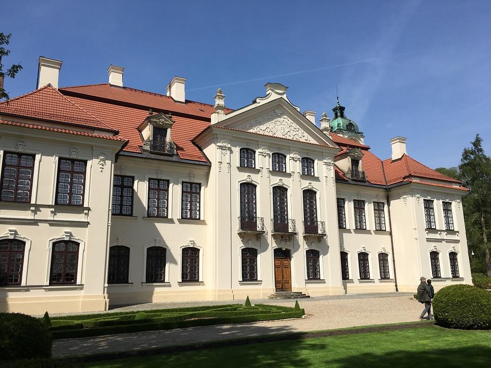 Kozłówka Palace