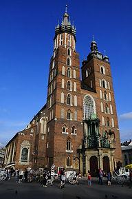 Cracow, Basilica, Main Market Square
