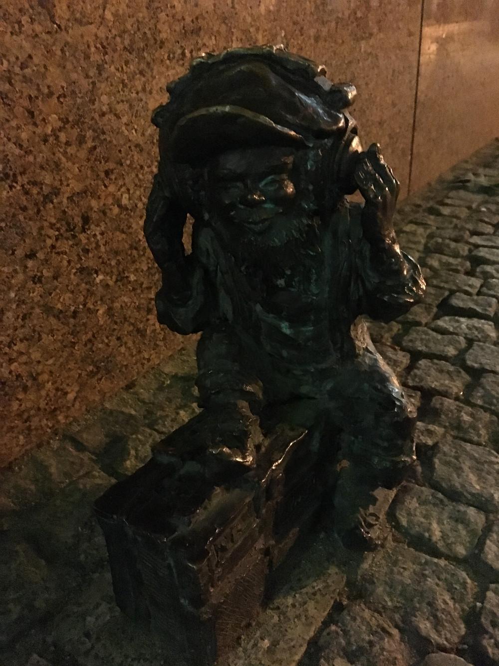 Wroclaw Dwarf, RMFek