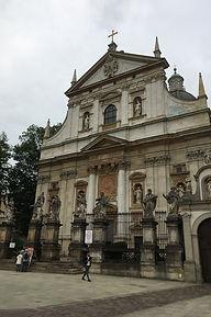 Krakow, St. Peter and St. Paul Church