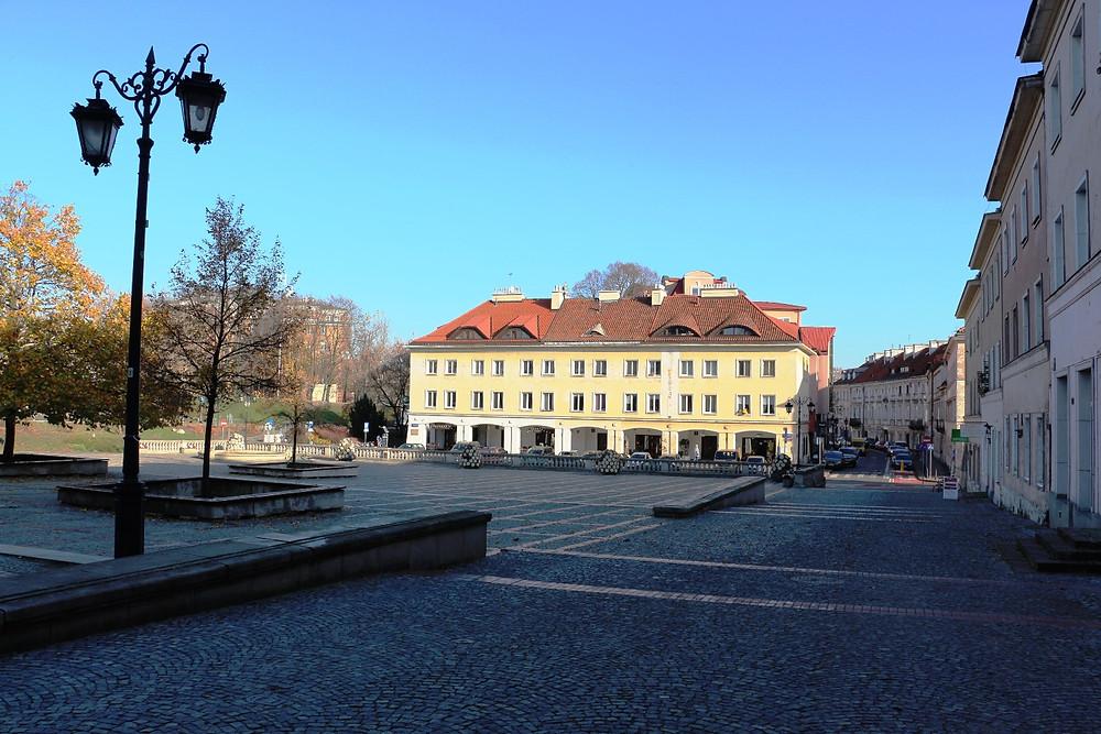 Streets of Warsaw, Mariensztat