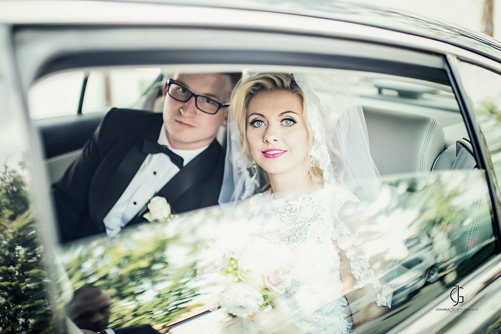 Polish wedding - bright and groom