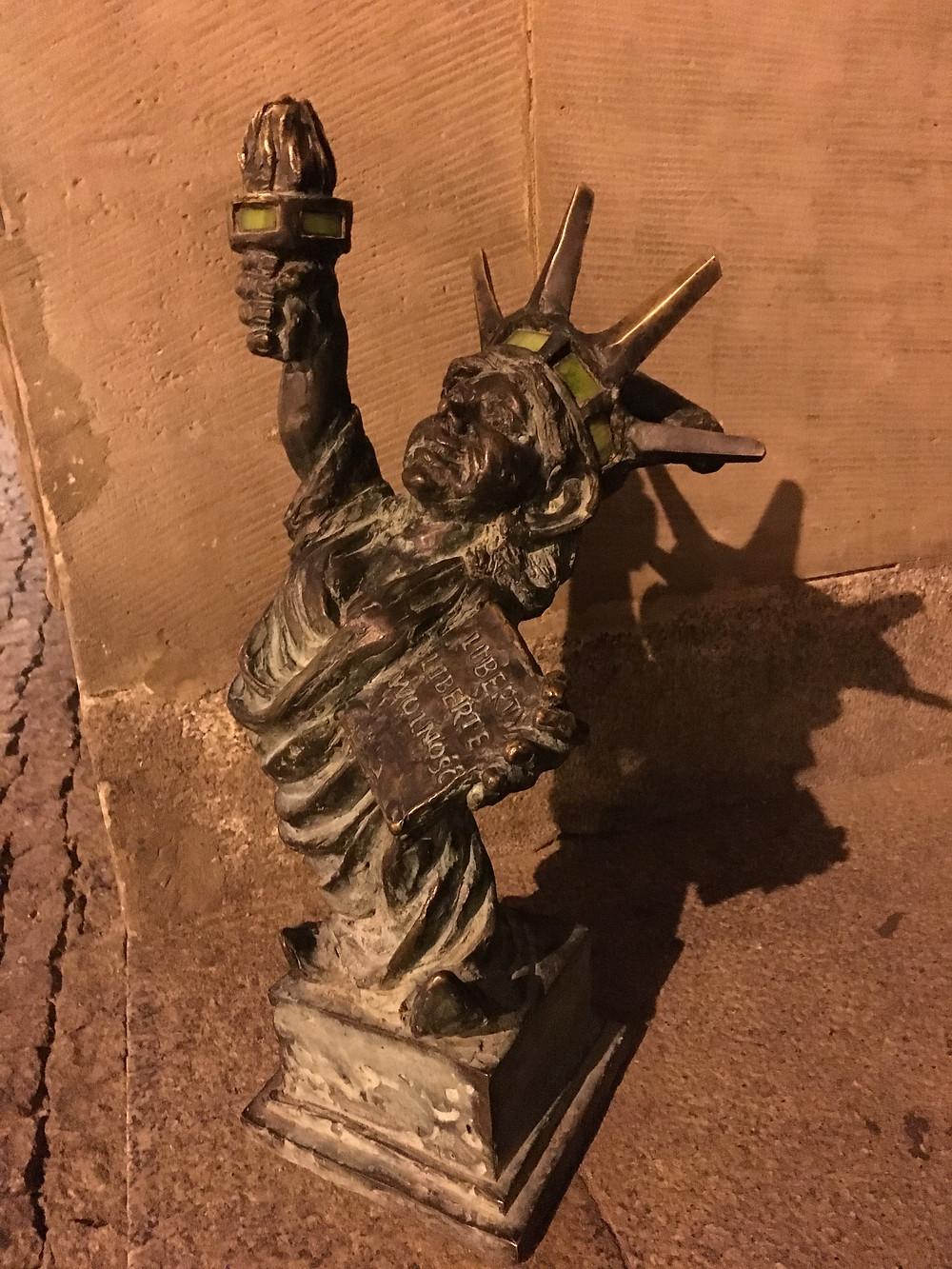 Wroclaw Dwarf, Lady Liberty