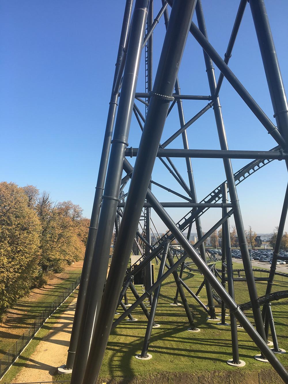 Energylandia, Rollercoaster, Poland