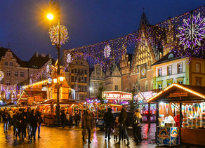 Christmas Fairs in Poland