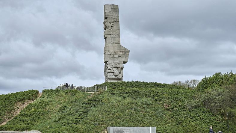 Westerplatte monument
