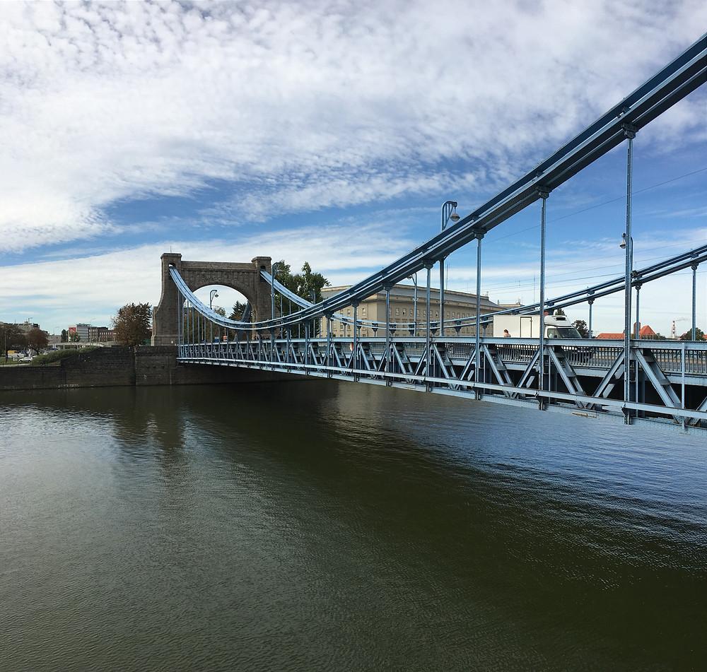 Wroclaw, bridge
