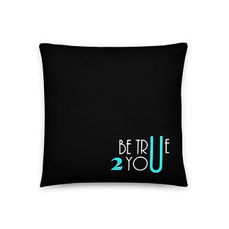 BT2U Pillow - Turquoise