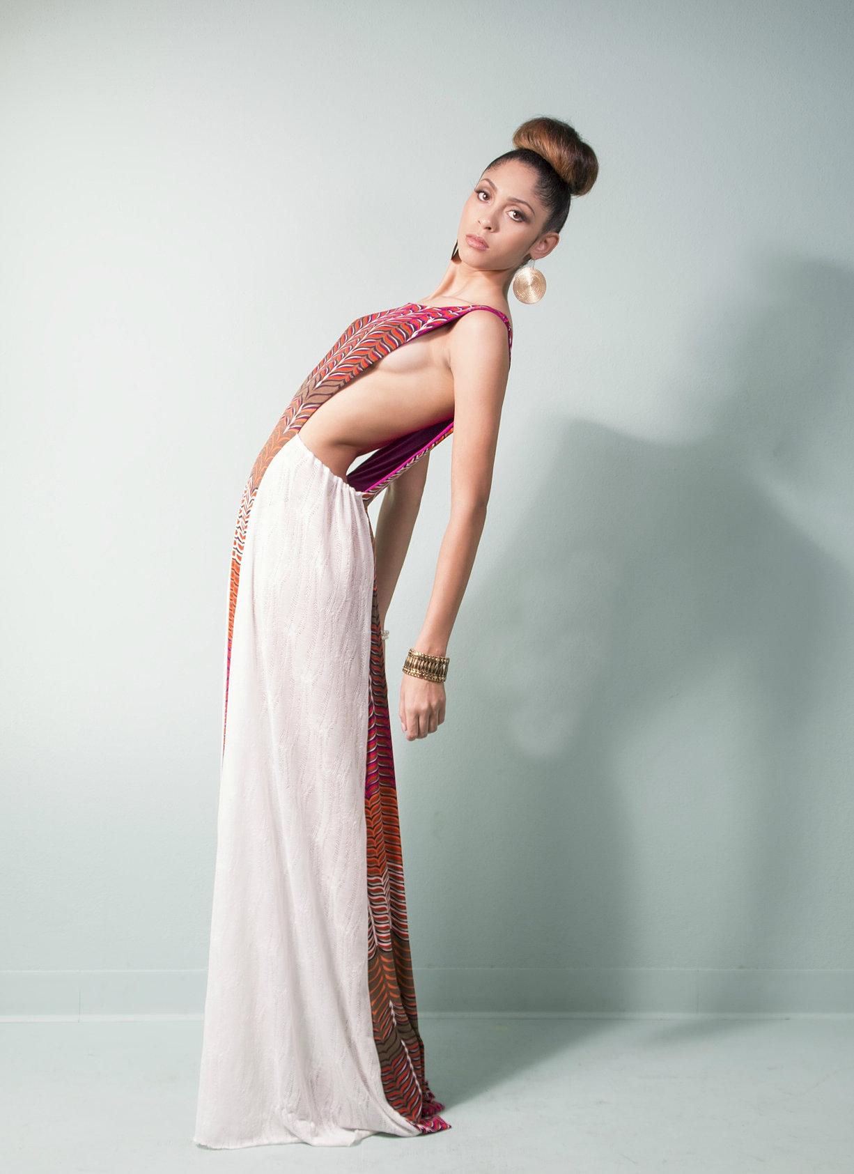 White apron austin - Apron Dress