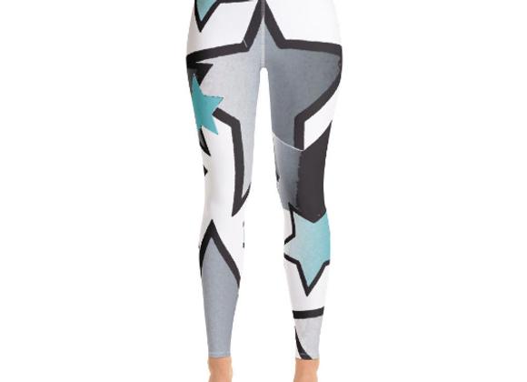 Starry Yoga Leggings