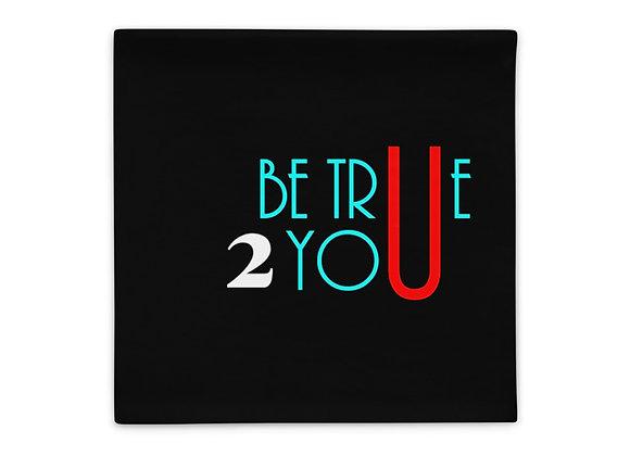 BT2U Pillow Case - Red