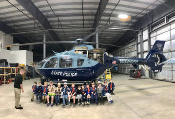 Mass State Police Air Wing October 2019