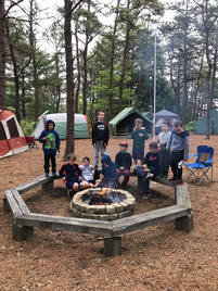 Camp Fire Kids 2019