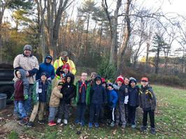 Tiger Tree Planting 11/9/19