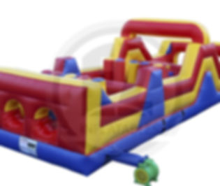 Obstacle Course EZ inflatables