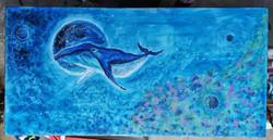 Whale Moon
