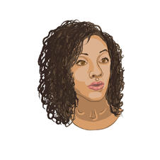 Erin - Digital Portrait 2020