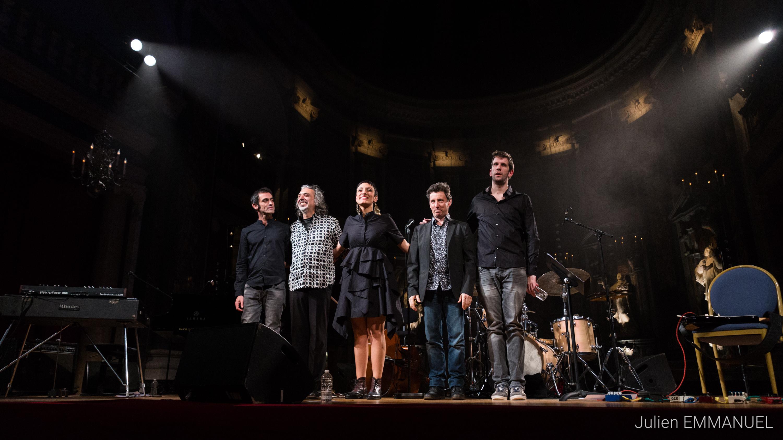 Gainsbourg à la Trinité de Lyon