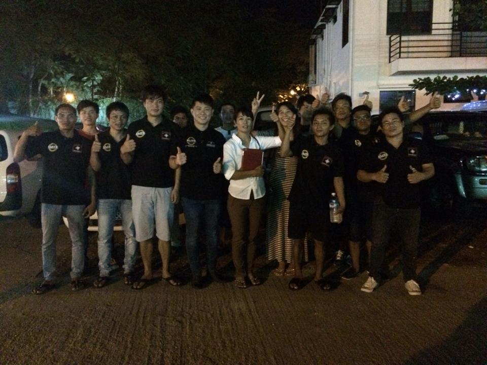 Team Elite Image Detailing Myanmar