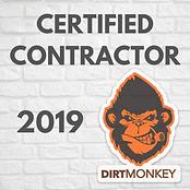 2019 DMU Certified Contractor