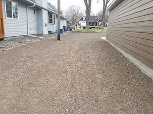Class 5 Gravel Driveway in Hugo MN