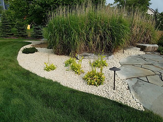 Limestone Landscaping Rock in Vadnais Heights MN