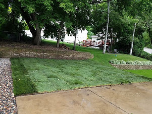 New Sod In Maplewood MN