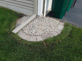 Concrete Block Edging In Arden Hills MN